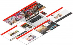 Sparkasse Screendesign